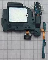 Шлейф для планшета Samsung P600 Galaxy Note 10.1 2014 Edition боковых кнопок громкости, коннектора Handsfree