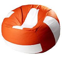 Бескаркасное Кресло-мяч пуф мешок волейбол мягкая мебель детская