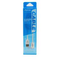 Комплект СЗУ + кабель на выбор Aspor №1, фото 3