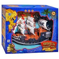 Игровой набор Пираты черного моря M 0516