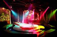 Световое оборудование для дискотек и ночных клубов