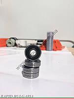 Шариковый радиальный подшипник, однорядный, 629 2RS