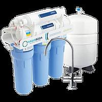 Система очистки воды обратного осмоса НАША ВОДА Absolute MO 6-50М с минерализатором