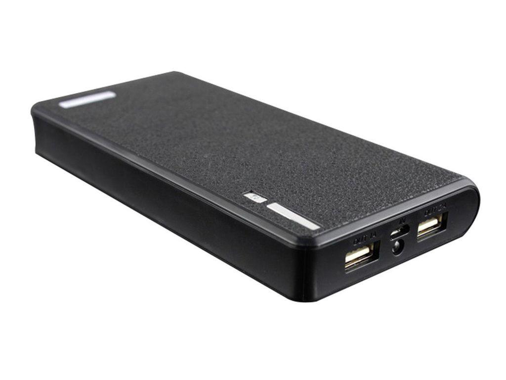 Мобильный аккумулятор Power Bank 20000 mAh