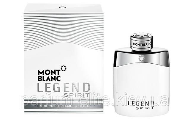 Мужская туалетная вода Mont Blanc Legend Spirit 30ml