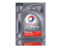 Моторное масло  TOTAL QUARTZ INEO MC3 5W-40 5 л