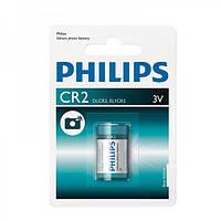 Батарейка PHILIPS Lithium Cell  3V  CR2 (C1)