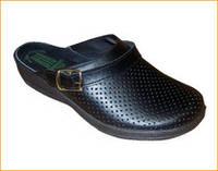 Обувь медицинская Яна, с хлястиком