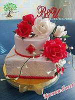 Топпер, топпер с инициалами, топпер для торта, топпер для украшения, топпер на свадьбу