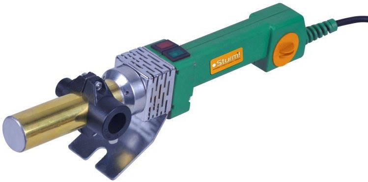 Аппарат для сварки пластиковых труб Sturm TW 7218, фото 2
