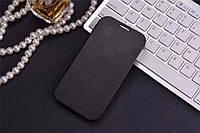 Чехол книжка для Samsung Galaxy J1 J100 флип Black