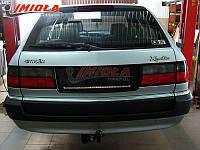 Фаркоп HakPol для Citroen Xantia универсал 1995-2001 Условно съемный