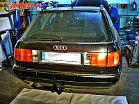 Фаркоп HakPol для Audi 80 1991-1995 Условно съемный