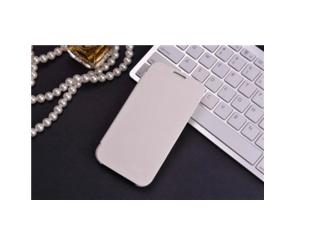 Чехол книжка для Samsung Galaxy J1 J100 флип White