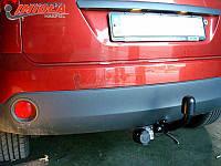 Фаркоп HakPol для Ford Fiesta хэтчбек 2002-2008 Условно съемный