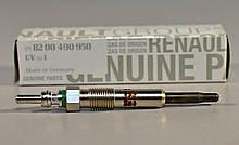 Свічка розжарювання Renault Master 1.9 DC 8200490950