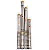 Скважинный насос 90QJD 122-1.1 нерж. + пульт