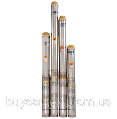 Скважинный насос 90QJD 122-1.1 нерж. + пульт, фото 2