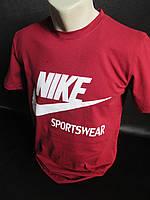 Мужские хлопковые футболки с коротким рукавом., фото 1