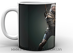 Кружка The Witcher