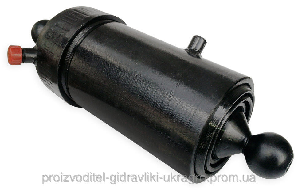 Гидроцилиндр подъема кузова ГАЗ 4-х штоковый (ГЦ 3507-01-8603010)