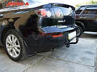 Фаркоп HakPol для Mazda 3 хэтчбек, седан 2003-2009 Условно съемный