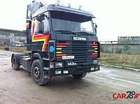 Лобовое стекло Скания 2,3 Серия, Scania 2,3 Serie