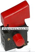 Кнопка шлифмашины косая с фиксацией кн 358