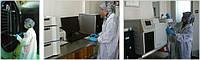 Лаборатория качества экстракта Тонгкат Али Джек в Малайзии