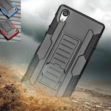 "SONY E2312 M4 AQUA противоударный TPU чехол бампер накладка защита 360 для телефона ""LUXER"""