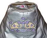 Бескаркасное Кресло-мешок груша пуф  мягкий для детей Фея, фото 3
