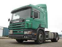 Лобовое стекло Скания114/214, 4 Серия, Scania 4 Serie