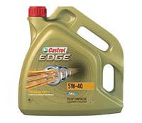 Моторное масло Castrol EDGE Titanium FST 5w 40 c3 4 л