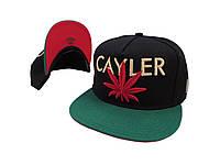 Кепка Cayler&Sons черная