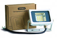 LED прожектор VIDEX 10W 5000K 220V белый