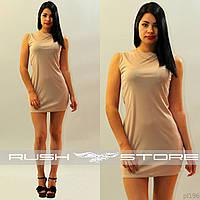 Хитовое облегающее мини платье