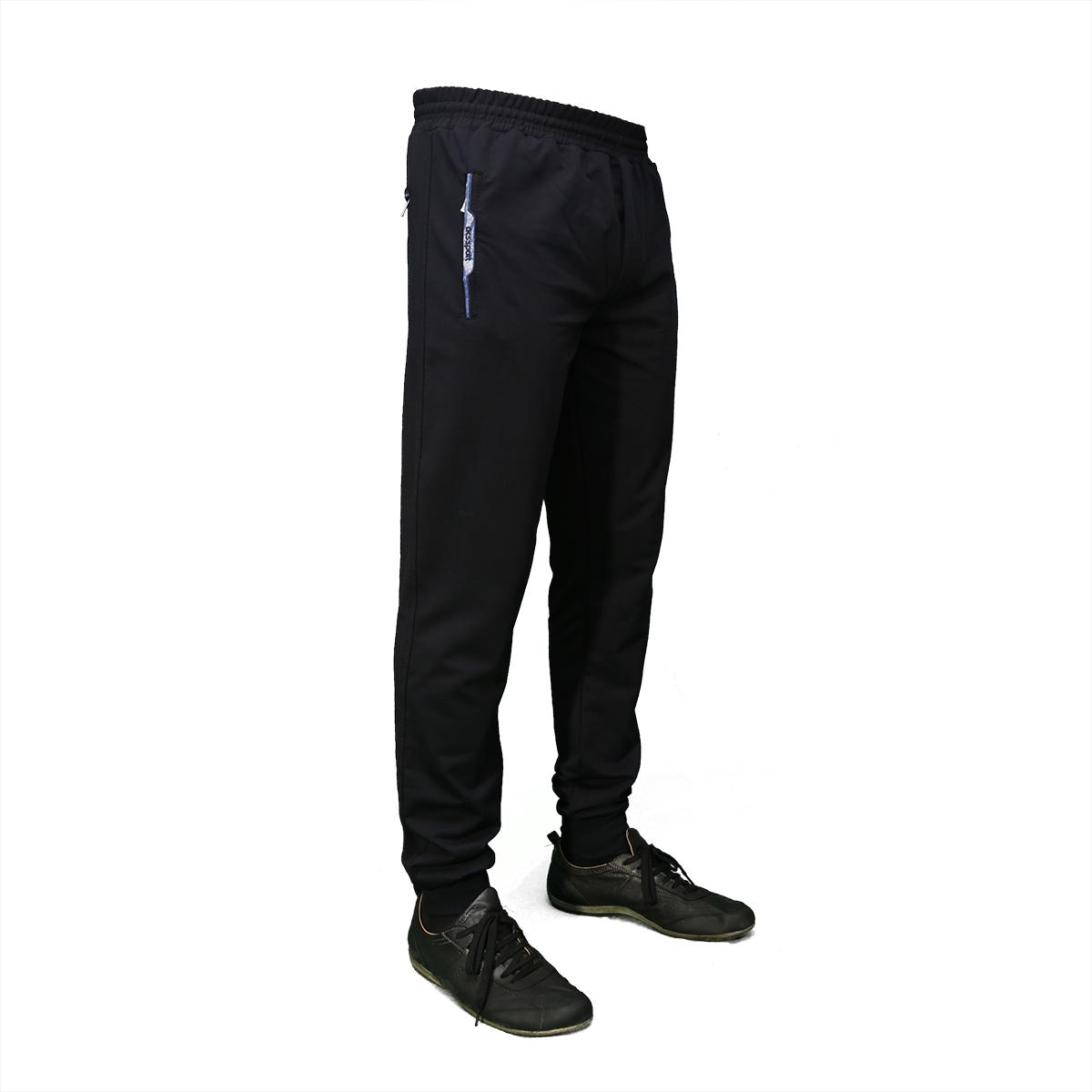 Мужские зауженные трикотажные брюки под манжет тм. AVCI пр-во. Турция KD1087