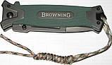 Нож полуавтомат Browning 364 G10, фото 4