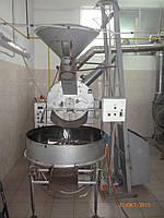 Печь сушильно-жарочная ПСЖ-Г30-МО барабанного типа