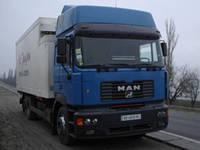 Лобовое стекло MAN F90, F2000 Comandor