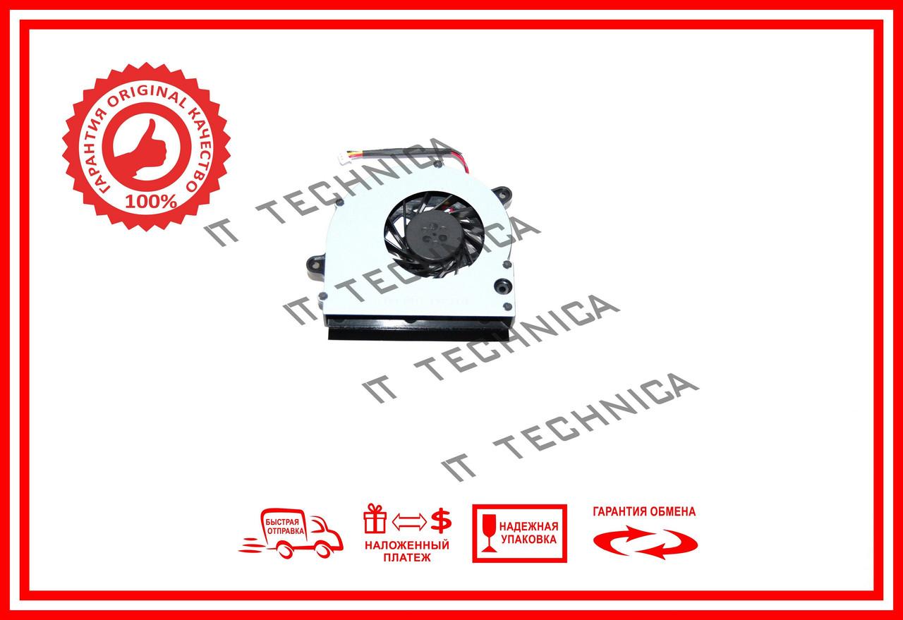 Вентилятор TOSHIBA Satellite L505 L555 оригинал