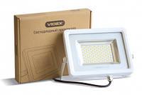 LED прожектор VIDEX 50W 5000K 220V белый
