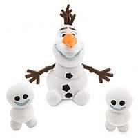 """Мягкая игрушка Олаф и снеговики 20 см. """"Холодное сердце"""" Дисней/Disney 1234041282327P"""