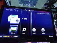 Телевизор Samsung UE46B7000 на запчасти - огнестрел, фото 1