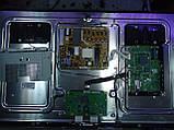 Телевизор Samsung UE46B7000 на запчасти - огнестрел, фото 5