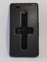 Чехол-книжка для Lenovo S930, боковой, Pielcedan, черный /flip case/флип кейс /леново