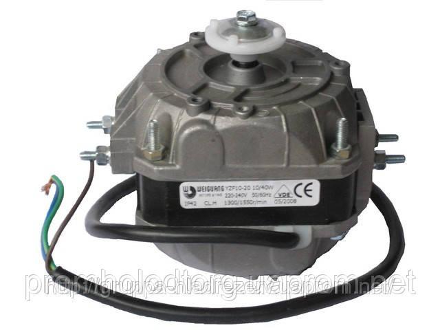 Двигатели обдува Weiguang YZF-16-25 (16W, 220-240V, 1300 об/мин)