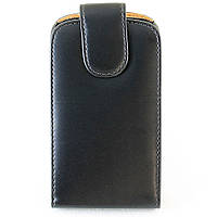 Чехол-книжка для Samsung Galaxy Note N7000, i9220, Chic Case, GT-N7000, Черный /flip case/флип кейс /самсунг галакси