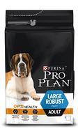 Корм для собак Pro Plan Large Breed Robust Курица с рисом 14кг