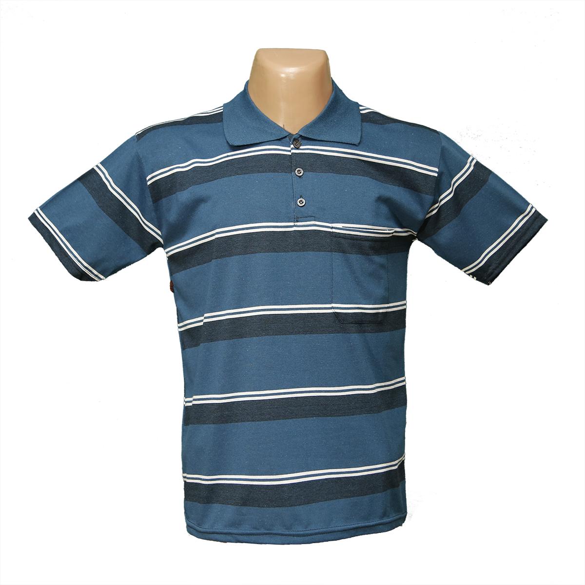 Мужская котоновая футболка Поло по низким ценам 627